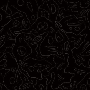8510 Сакура черная SM1
