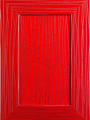 Профіль 1004 Колір 630 Червоний дощ