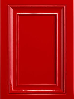Профіль 1032 Колір 600 Червоний