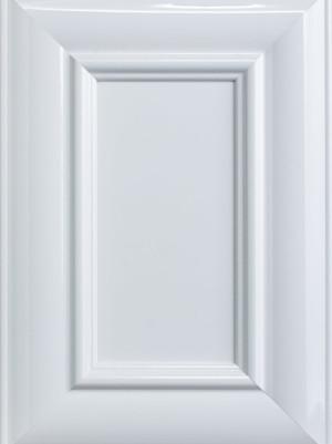 Профіль 1035 Колір 601 Білий
