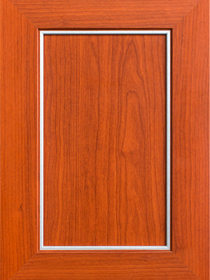 Профіль 1060 Колір 450 Яблуня-срібло